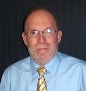 New NMU President Fritz Erickson.