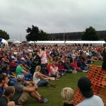 Kick Off of Labor Day Weekend Blues Festival in Marquette, Michigan - 2014