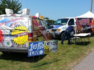 Marquette_County_Fair_2014_Great_Lakes_Radio_Setting_Up-002