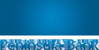 Peninsula Bank - call (906) 485-6333