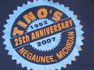 Tino's Bar and Pizza - 220 Iron Street, Negaunee