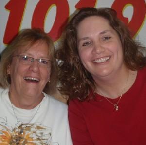 Nancy Beukema and Lisa Taylor.