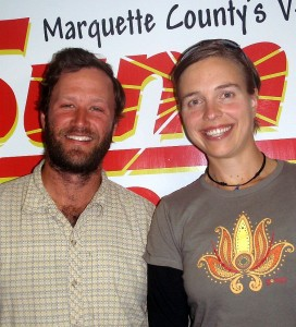 National Geographic Adventurers of the Year, Dave and Amy Freeman.