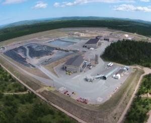 Eagle Mine in Marquette County.