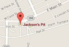 Find Jacksons Pit with Google Maps
