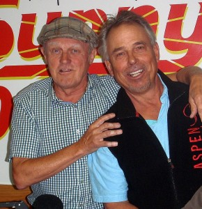 Joe Jay Jalbert and John Clenenden.