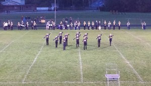 Gladstone Braves defeated the Negaunee Miners 24-19 on Sunny.FM 09/12/14
