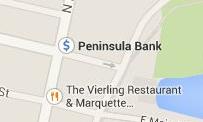 Find Peninsula Bank on Google Maps