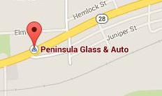 Find Peninsula Glass on Google Maps