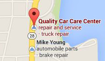 Find Quality Car Care Center with Google Maps