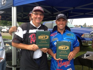 Congrats to Derek Parker of All Season Garden Supply for taking 3rd place in Cabela's National Walleye Tour!