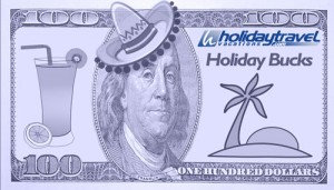 Did you pick up your Holiday Bucks at the Deluxe Bathroom Makeover Giveaway Party?