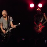 Both Daughtry and his band were spot on this performance