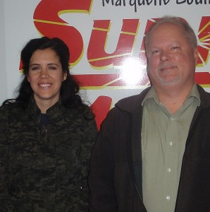 Leslie Hartman & Dave Aro of ACTIVE Physical Therapy.