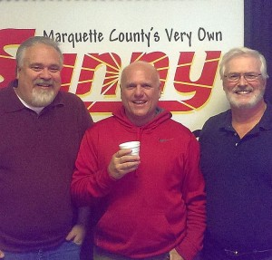 GLR GM Todd Noordyk joins Walt Lindala and Mike Plourde in the SUNNY Studios.
