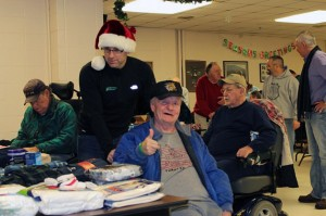 Spread the Holiday Cheer with Christmas is for Veterans!