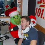 Grinch Attacking Carl