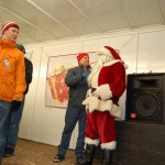 Santa Does Interview with Todd Noordyk, Manager of The Gift 106.1 FM