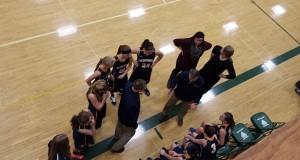 Negaunee Miners Girls Basketball VS Manistique Emeralds on Sunny.FM 12/0514