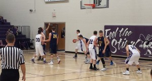 Negaunee Miners defeated the L'Anse Purple Hornets on Sunny.FM 01/16/15