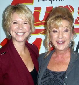 Laura Chapman & Lynn Dalton of Holiday Travel of Marquette, MI.