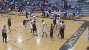 The Negaunee Miners defeated the Gladstone Braves 55-45 on Sunny.FM 02/17/15