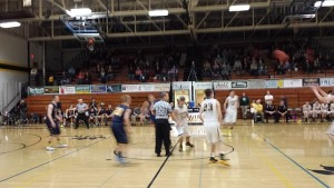 It was one of the most electrically charged atmospheres the Miners have played in this season in Gwinn.