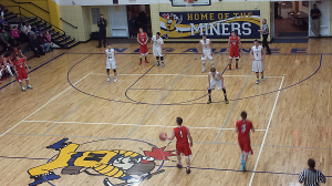 The Negaunee Miners defeated the Westwood Patriots (64-38) on Sunny.FM.