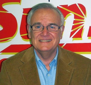 Tom Baldini of the Economic Club Of Marquette County