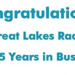 Great Lakes Radio's 25th Anniversary
