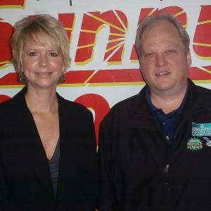 Laura Chapman & Scott Patrick