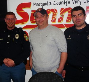 John Waldo, Jeff Haile and Brett Beaudry