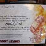 Merit Award - Weekend Programming