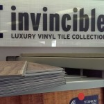Stop by Carpet One today to see the Invicible Luxury Vinyl Tile Collection