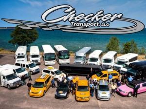 Checker Transport Marquette Michigan