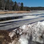 Dead River Ice Floes April 17 2015 03