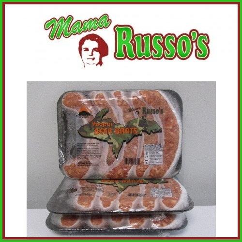 Mama Russo's Yooper Beer Brats