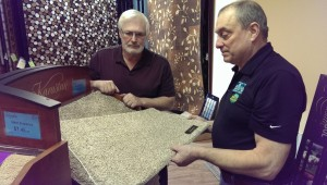 Carpet One Marquette Michigan silky Karastan carpeting is perfect to make your home feel silky. You will love it!
