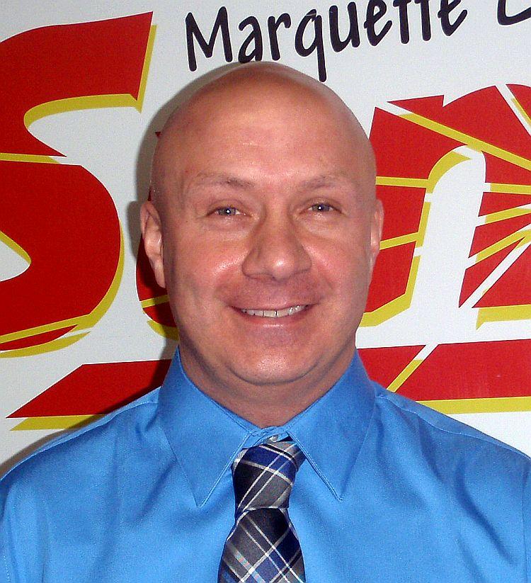 Negaunee Schools Superintendent Dan Skewis