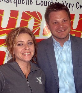 Melissa DeMarse & Dave Nyberg