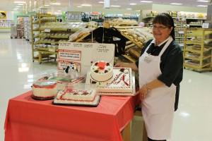 Super One Foods Marquette Bakery Department Graduation Specials 07