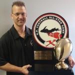 Todd Goldbeck, U.P. Football All-Star GameTodd Goldbeck