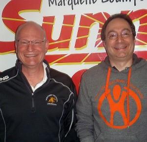 Dr. Rob Winn & Dr. Richard Rovin