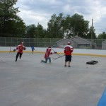 2015 Catch the Vision Hockey 3 on 3 Tournament Marquette Township 04