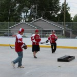 2015 Catch the Vision Hockey 3 on 3 Tournament Marquette Township 05