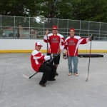 2015 Catch the Vision Hockey 3 on 3 Tournament Marquette Township 08