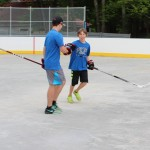 2015 Catch the Vision Hockey 3 on 3 Tournament Marquette Township 15
