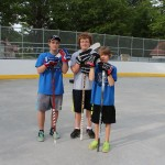 2015 Catch the Vision Hockey 3 on 3 Tournament Marquette Township 21