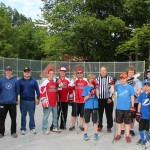 2015 Catch the Vision Hockey 3 on 3 Tournament Marquette Township 22