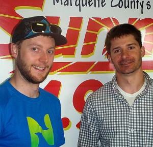 Nick Dobbs and John Bennett.